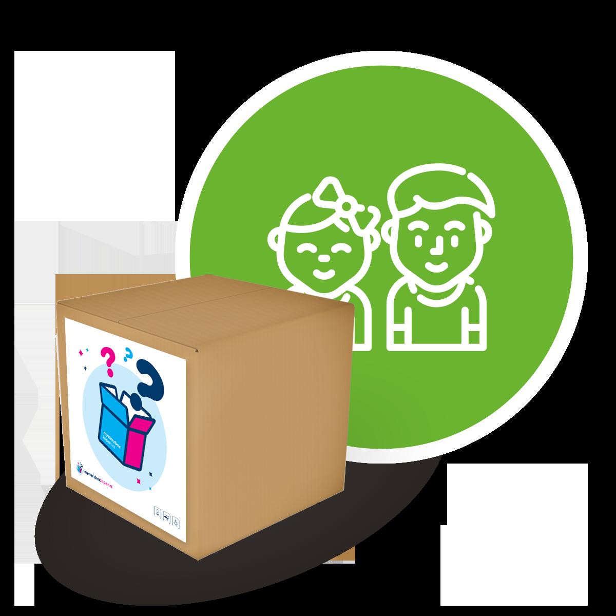 Mysterybox kinderen