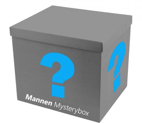 Mystery Box Mannen