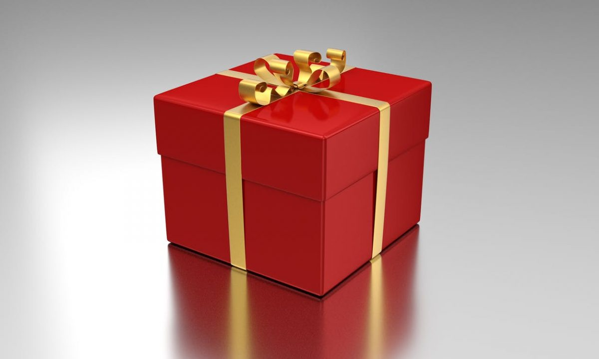 Mystery Box Cadeau